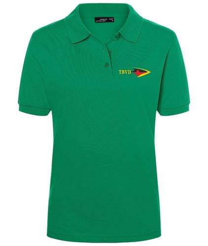 Damen Polo-Shirt - Grün