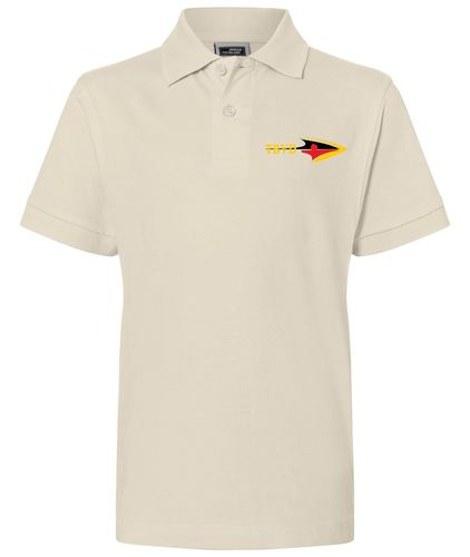 Kinder Polo-Shirt - Sand