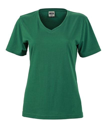 Damen Workwear T-Shirt - grün